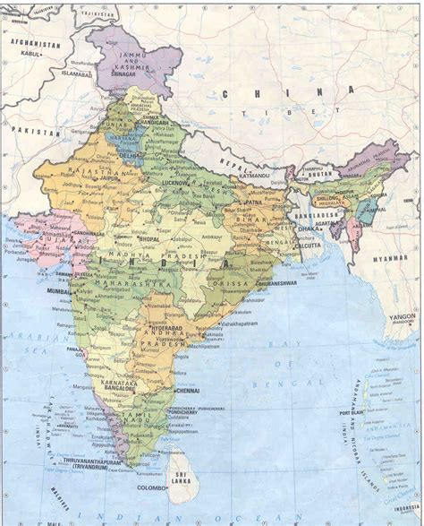 Geography :: India
