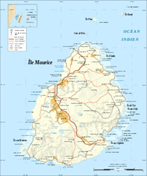 Geography of Mauritius - Wikipedia, the free encyclopedia
