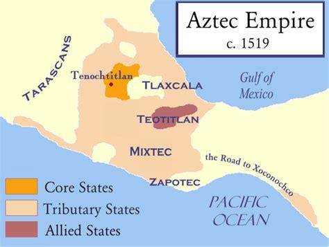 Geography - The Aztec Civilization