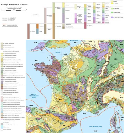 Geology of France   Wikipedia
