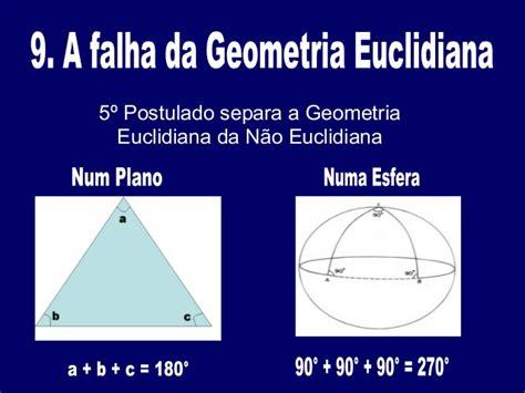 Geometria euclidiana slides