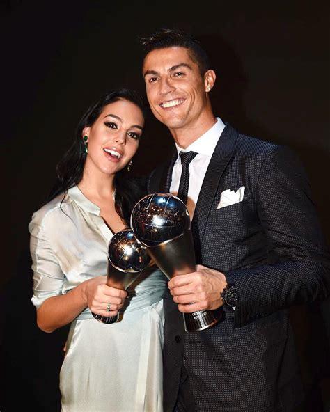 Georgina Rodríguez promete devoção a Cristiano Ronaldo ...