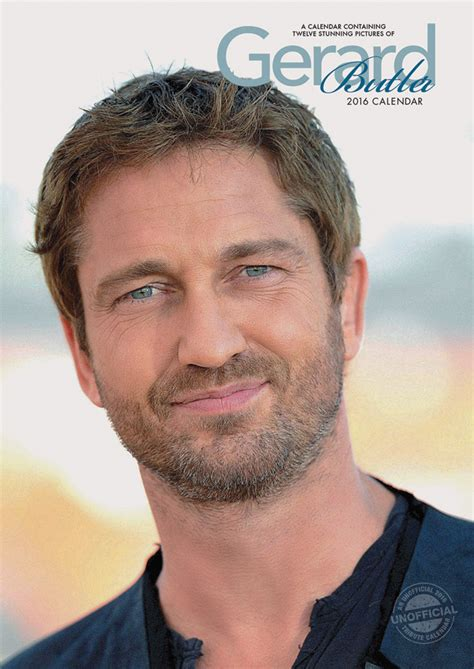 Gerard Butler   Calendars 2019 on UKposters/Abposters.com