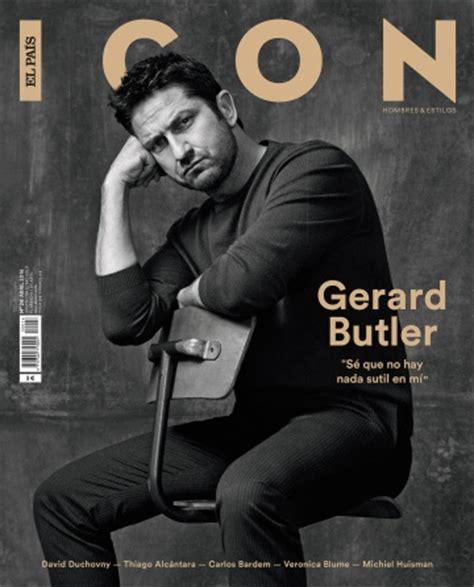Gerard Butler, esto no es Esparta es ICON | ICON | EL PAÍS