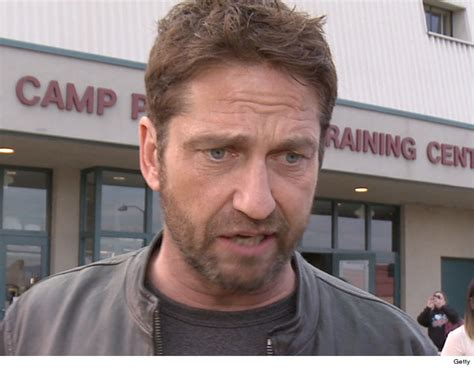 Gerard Butler Hospitalized After Motorcycle Accident ...