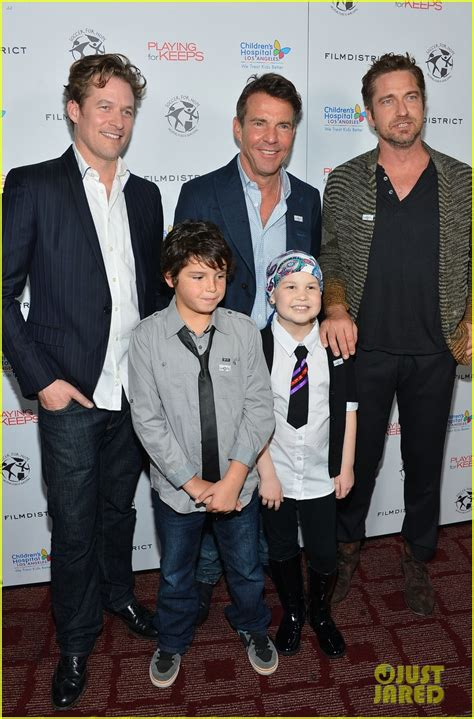 Gerard Butler:  Playing for Keeps  Charity Screening ...