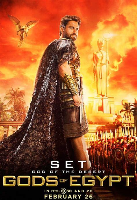 Gerard Butler será el temible Set en  Gods of Egypt ...
