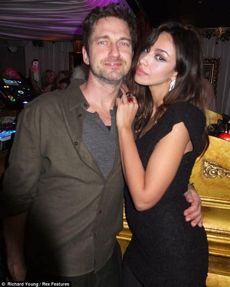 Gerard Butler's girlfriend Madalina Ghenea gushes about ...