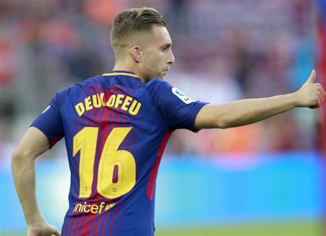 Gerard Deulofeu Back At Barcelona With A Point To Prove