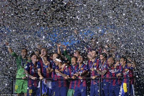 Gerard Pique plants Catalan flag as Barcelona win ...
