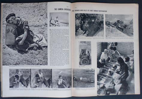 Gerda Taro LIFE magazine 16th August 1937-Brunete-Spanish ...