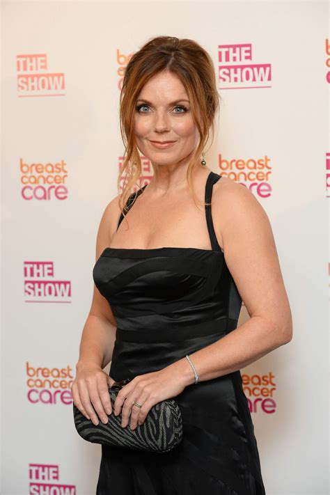 Geri Halliwell - The Breast Cancer Care Fashion Show in ...