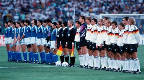 Germany - Argentina (1990 World Cup Final) - FIFA.com