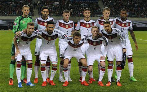 Germany Football Squad of 2016 EURO - TSM PLUG