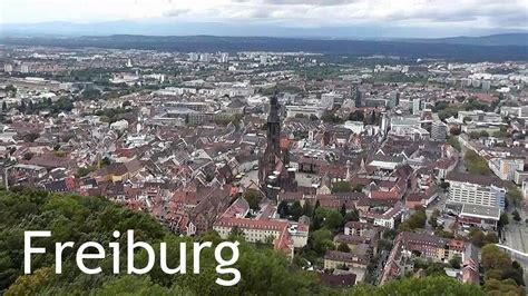GERMANY: Freiburg city & Schlossberg tower [HD]   YouTube