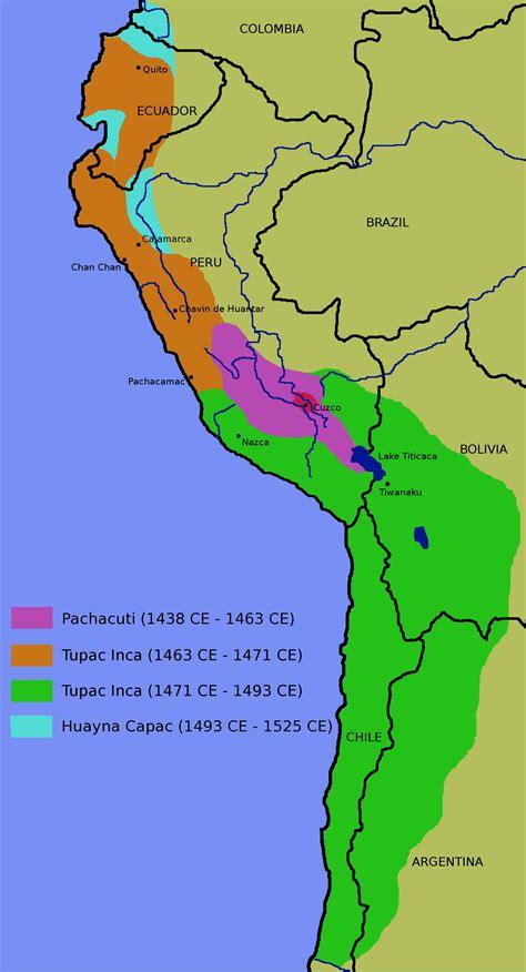 Gestor de Proyectos - WebQuest - Imperio Inca