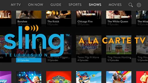 Get a Free Preview of New Sling TV A La Carte Channels ...
