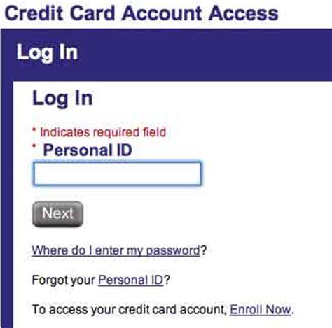 Get Card Member Service on www.myaccountaccess.com