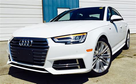 Get to Know The 2017 Audi A4 - Hillside Imports