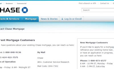 Getting Access to Your Chase Mortgage Account - MyCheckWeb.Com