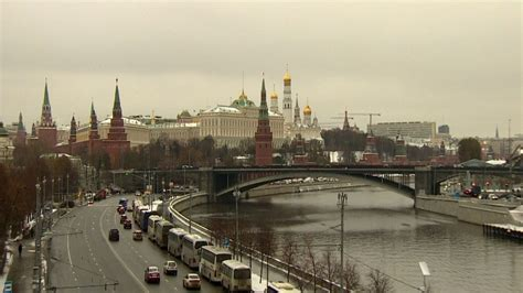 Getting lost near the Kremlin? Russia could be 'GPS ...