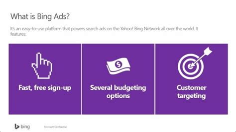Getting Started with Bing Ads :  01  Introduction to Bing ...