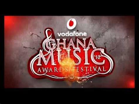 Ghana Music Awards 2012   YouTube