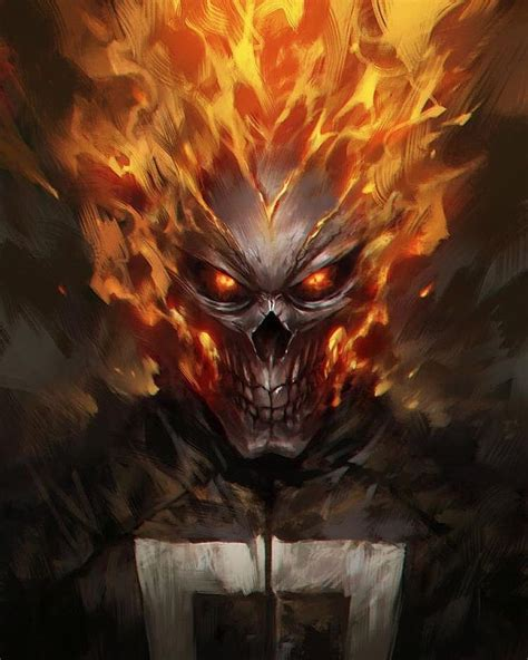Ghost Rider! Download at nomoremutants com.tumblr.com # ...