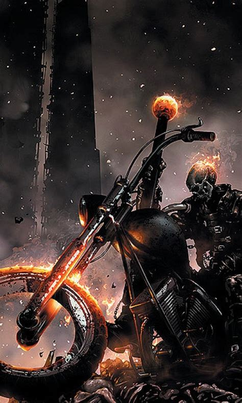Ghost Rider Wallpaper Screensavers   WallpaperSafari