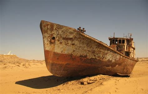 Ghostly Ship Graveyards From Around The World   Gizmodo ...