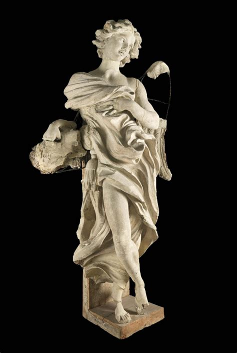 Gian Lorenzo Bernini, Models for St Peter s Chair ...