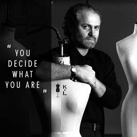 Gianni Versace Quotes. QuotesGram