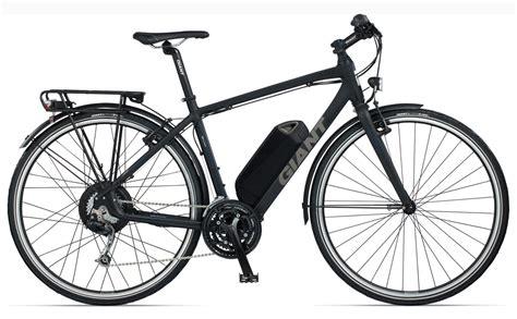 Giant Escape E Plus 2014 Electric Hybrid Bike | Leedo