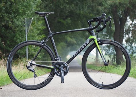 Giant TCR Advanved Pro 1 2019 - S-TEC sports
