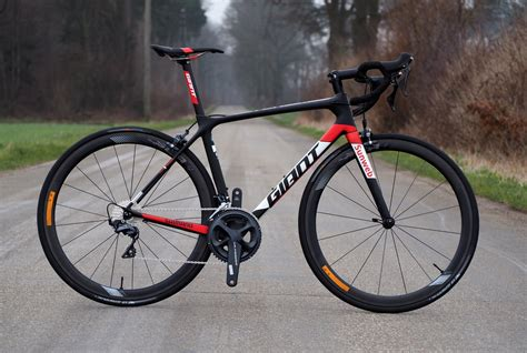 Giant TCR Advanved Pro Team 2019 - S-TEC sports