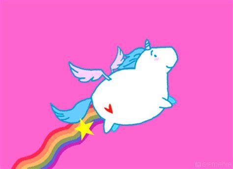 GIF animado  21755  Unicornio dibujos animados en ...