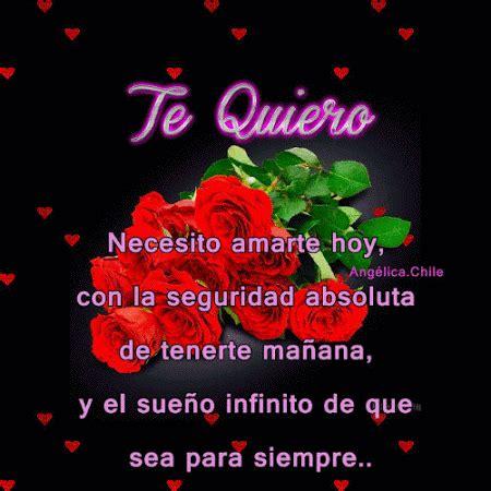 Gif Animados De Corazones y Rosas Con Frases Romanticas ...