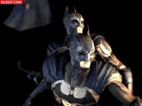 GIF: Batman en movimiento  Gif #3237
