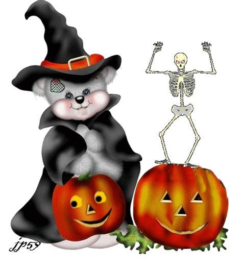 gifs animados halloween,brujas y calderos