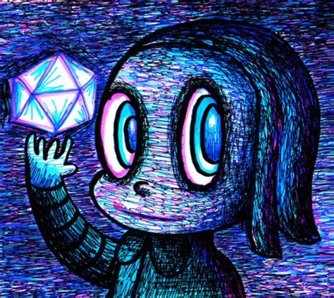 GIFs animados tridimensionales, dibujados a mano, por Dain ...