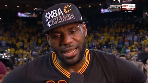 Gigante LeBron James reescreve a história