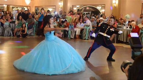 Girl s epic dance with dad is highlight of her quinceanera ...