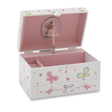 Girl s Musical Ballerina Jewelry Box