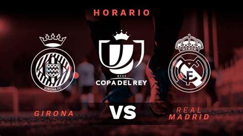 Girona - Real Madrid: Horario y dónde ver el partido de ...