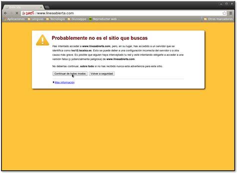 Giusseppe Domínguez » La Caixa online y la seguridad