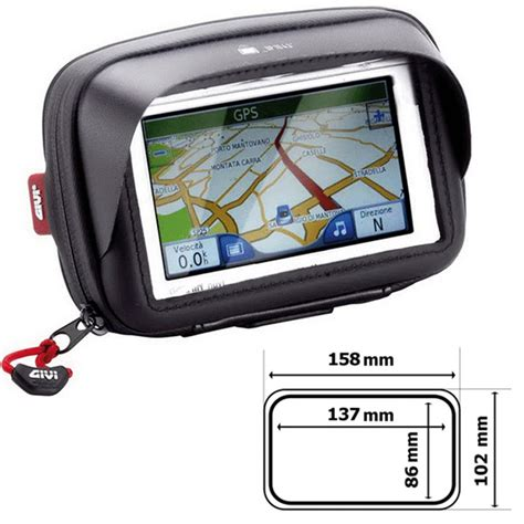 GIVI S954B Electronics · Motocard