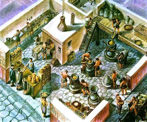 Gladiatrix : Los Panaderos en la antigua Roma.(Pistorum)