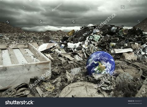 Global Pollution Concept Stock Photo 33444211   Shutterstock