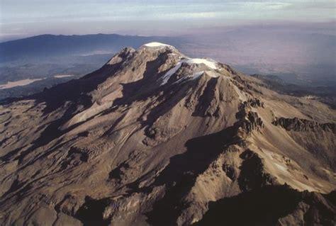 Global Volcanism Program | Iztaccíhuatl