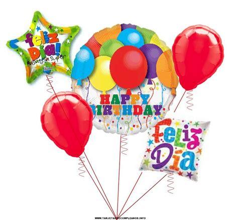 Globos de cumpleaños imagenes | Tarjetas de cumpleaños